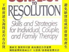 二手書博民逛書店From罕見Conflict To Resolution:ski