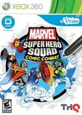 X360 即時藝術家:Q 版超級英雄大戰:漫畫大戰(英文版)