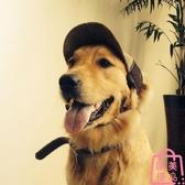 寵物帽子夏季遮陽太陽帽狗狗棒球帽子寵物用品貓咪帽【匯美優品】