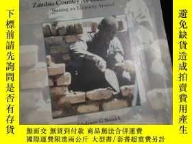 二手書博民逛書店ZAMBIA罕見COUNTRY ASSISTANCE REVIEWY16149 看圖 看圖 出版1996