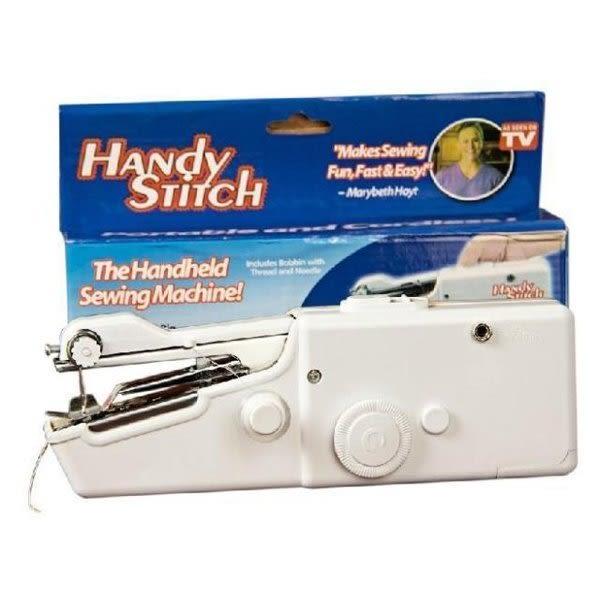 家用簡易微型袖珍 便攜式手持電動迷你縫紉機 便攜手動縫紉機 迷你裁縫機【SV9531】BO雜貨