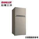 【SANLUX三洋】533L 1級直流變頻上下門雙門電冰箱 SR-C533BV1A 含基本安裝 免運費