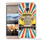 ✿ 3C膜露露 ✿【黃色汽車*硬殼】HTC ONE ME手機殼 手機套 保護套 保護殼