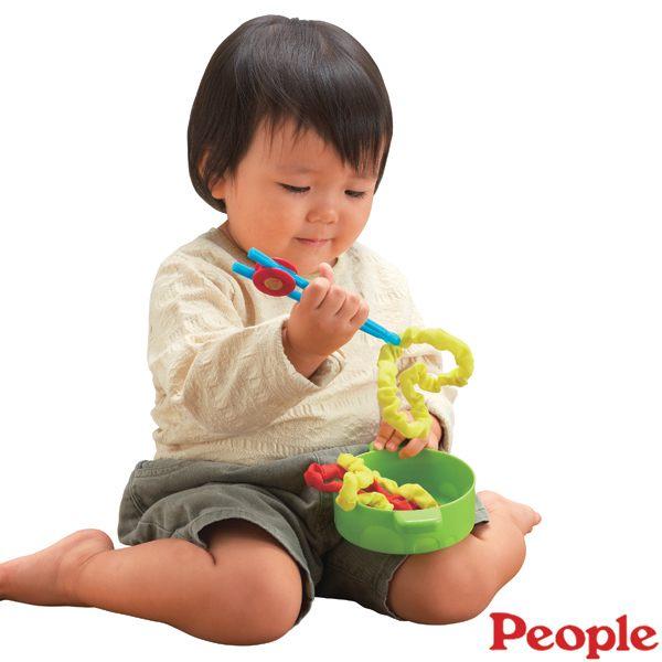 日本People 餐具學習玩具組