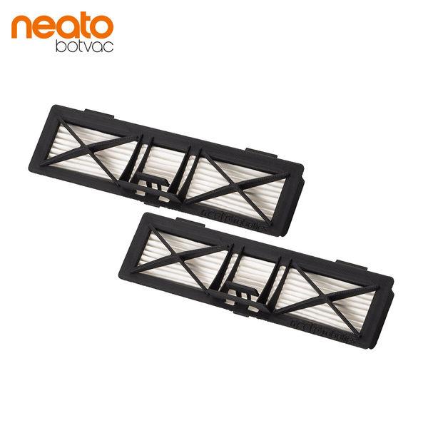 【美國 Neato】Botvac 系列 原廠專用高效能 特級HEPA 濾網 (2片)