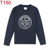 AF Abercrombie & Fitch A&F A & F 男 當季最新現貨 T-Shirt AF T150