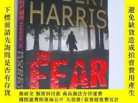 二手書博民逛書店英文原版罕見The Fear Index by Robert H