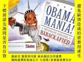 二手書博民逛書店罕見Obamamania!Y362136 Editors of Slate ... Gallery Books
