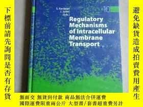 二手書博民逛書店regulatory罕見mechanisms of intrac