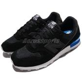【六折特賣】New Balance 休閒鞋 NB 996 黑 藍 白 女鞋 麂皮 復古慢跑鞋 運動鞋【PUMP306】 WR996SBD