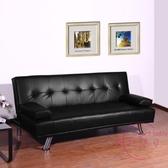 簡約現代實木沙發床1.8米可折疊客廳小戶型單人雙人多功能沙發 【快速出貨】