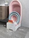 麗歐浴室置物架衛生間臉盆架洗手間洗漱臺廁所收納架子落地家用 ATF 魔法鞋櫃