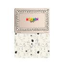 【Moomin】溜溜們(白)-iPad保護殼