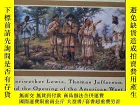 二手書博民逛書店Undaunted罕見Courage: Meriwether L