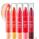 【出清】韓國 ETUDE HOUSE 荷荷巴雙色絢彩潤唇蠟筆 2.4g《Belle倍莉小舖》