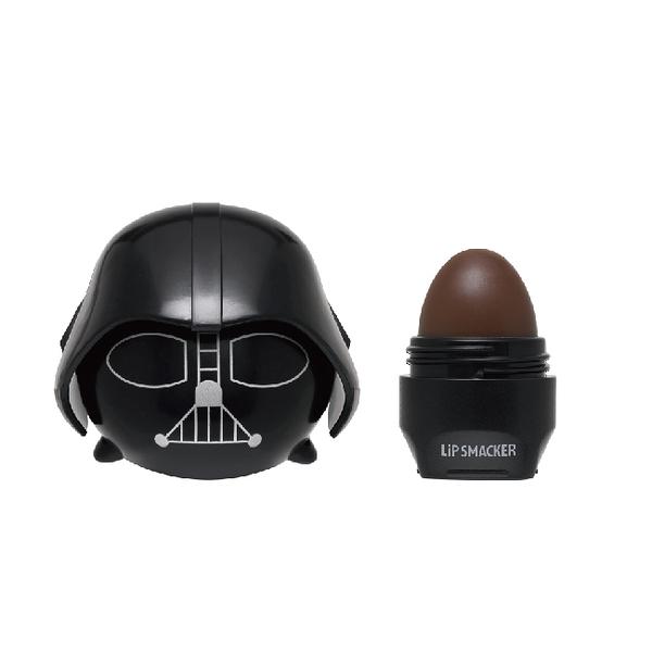 Lip Smacker TSUM TSUM星際大戰護唇膏-黑武士(黑巧克力)7.4g