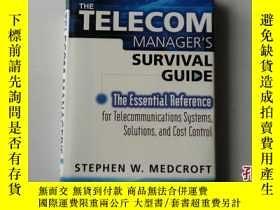 二手書博民逛書店the罕見telecom manager′s survival