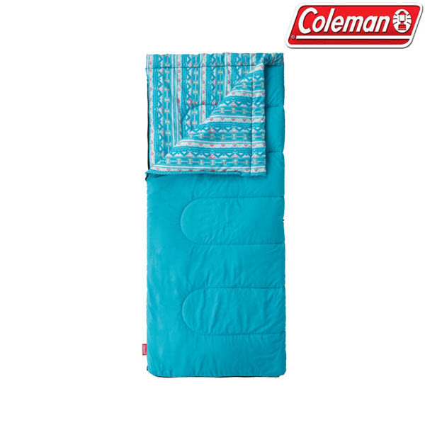 [Coleman] COZY 綠松石睡袋/C10 (CM-27265)