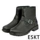【ESKT】男短筒雪鞋『黑』SN200 ...