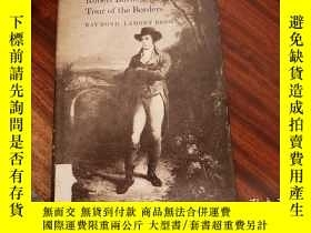 二手書博民逛書店Robert罕見Burns s Tour of the Bord
