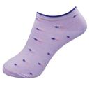 三合豐 ELF, 船襪, 精梳棉密針雪花淑女 款【MIT 8色】  - 普若Pro品牌好襪子專賣館