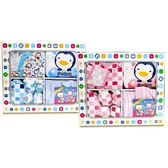 【奇買親子購物網】PUKU 藍色企鵝 彌月禮盒