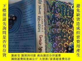二手書博民逛書店homolly罕見moon s incredible book of hypnotism 同色月亮令人難以置信的催