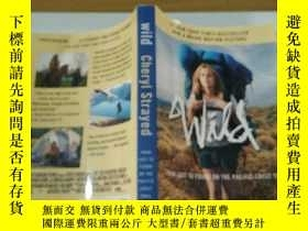 二手書博民逛書店WILD:罕見FROM LOST TO FOUND ON THE