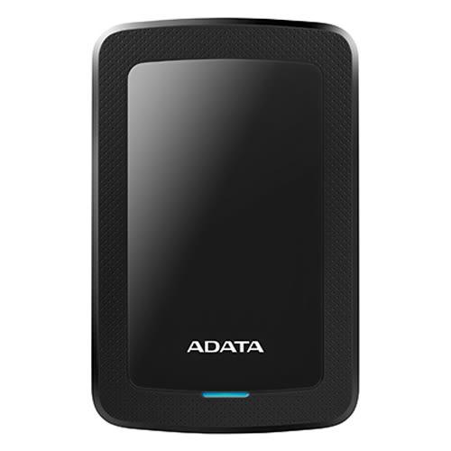 ADATA威剛2TB輕薄極致外接式硬碟HV300 - 黑【愛買】