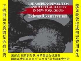 二手書博民逛書店A罕見People In RevolutionY256260 Edward Countryman W. W.