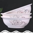 碗 家用大號湯碗 陶瓷餐具套裝帶蓋品鍋 創意湯古泡面碗配大湯勺【快速出貨八折搶購】