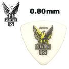 【非凡樂器】Clayton 美國製彈片pick【超耐用,大師推薦】0.8mm三角型