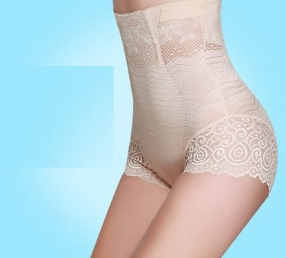 夏季超薄產後收腹束身褲 高腰束腹提臀緊身美體內褲-ziy008