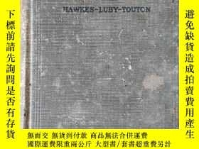 二手書博民逛書店First罕見Course in Algebra 代數 1910Y19376 hawkes-luby-tout