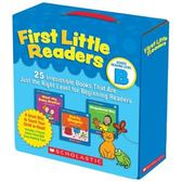 First Little Readers Guided Reading Level B Parent Pack (25 Books)