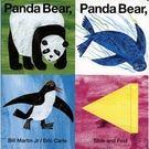 【艾瑞卡爾系列】PANDA BEAR PANDA BEAR WHAT DO YOU SEE /硬頁操作書