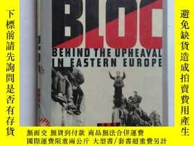 二手書博民逛書店THE罕見SHATTERED BLOC: Behind the Upheaval in Eastern Europ