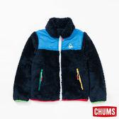 CHUMS 日本 童 Fleece Elmo 外套 深藍 CH241013N001