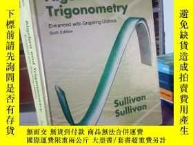 二手書博民逛書店Algebra罕見& Trigonometry Enhanced