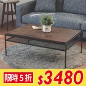 北歐 茶几桌 和室桌【W0027】杜克工業風松木茶几桌 MIT台灣製 完美主義
