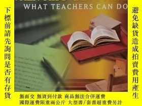 二手書博民逛書店如何幫助有閱讀障礙的兒童:教師輔導指南罕見When Kids Can t Read : What Teachers