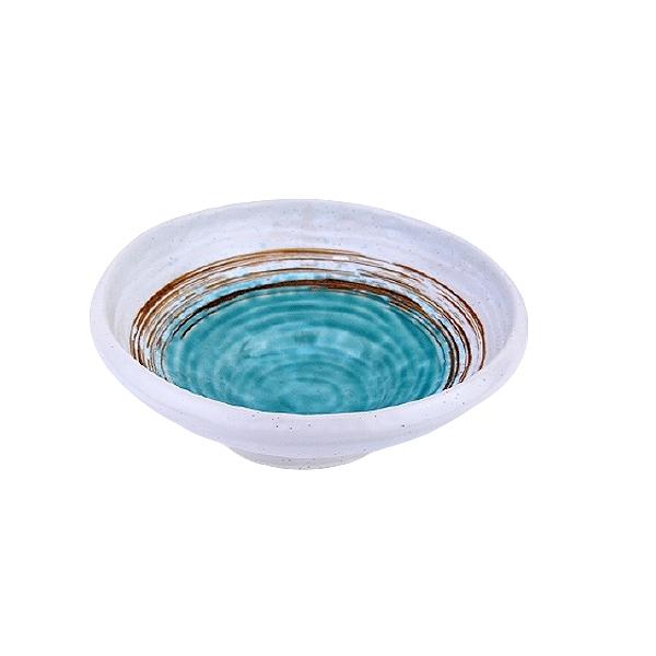 [堯峰陶瓷 ] 日式餐具 綠如意系列 8吋圓缽(單入) |沙拉碗|水果碗|冰品碗|套組餐具系列