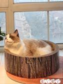 貓抓板 碗型貓抓板磨爪器 瓦楞紙貓窩四季通用大號貓爪板貓咪玩具 貓抓盆 愛丫愛丫