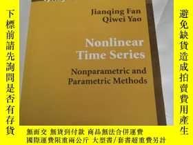 二手書博民逛書店Nonlinear罕見Time Series:Nonparametric and Parametric Metho
