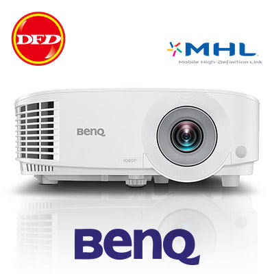 BenQ 明基 MH606 無線1080p商務投影機 3500流明高亮度 支援MHL行動裝置投影 公司貨