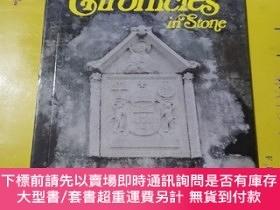 二手書博民逛書店Chronicles罕見in stoneY24040 by shann Davies DEPARTMENT O