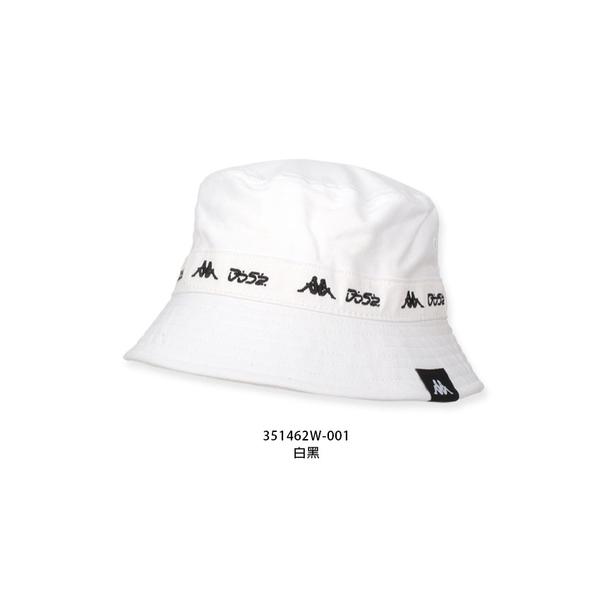 KAPPA DD52聯名漁夫帽(遮陽 防曬 帽子 菱格世代 純棉≡體院≡ 351462W
