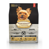 【Oven-Baked】烘焙客高齡/減重犬雞肉口味小顆粒12.5磅X1包