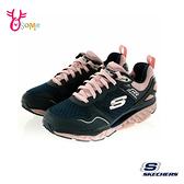Skechers運動鞋 女鞋 SRR 翹翹板 超軟Q 慢跑鞋 健走鞋 運動鞋 彈力鞋 T8235#粉藍