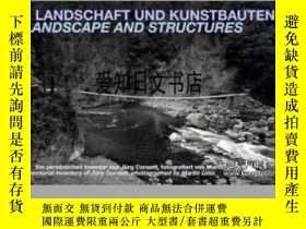 二手書博民逛書店【罕見】Landscape And Structures 201